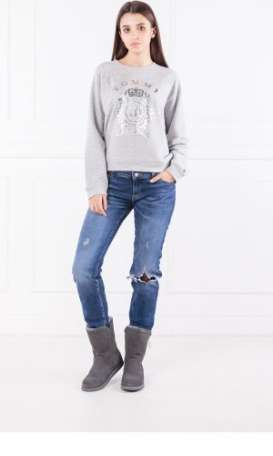 Tommy Hilfiger Bluza MORA C-NK | Relaxed fit