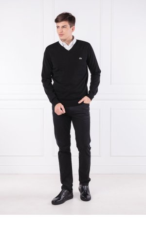 Lacoste Sweter | Regular Fit