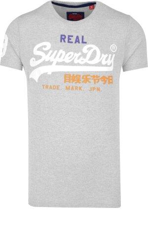 Superdry T-shirt VINTAGE LOGO TRI | Slim Fit