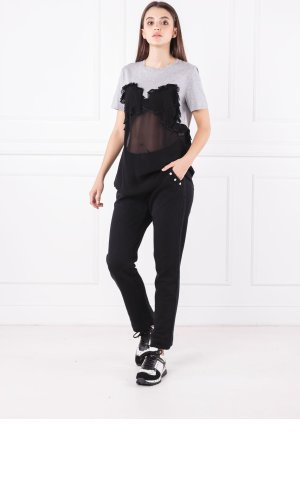 Twinset Spodnie dresowe | Regular Fit