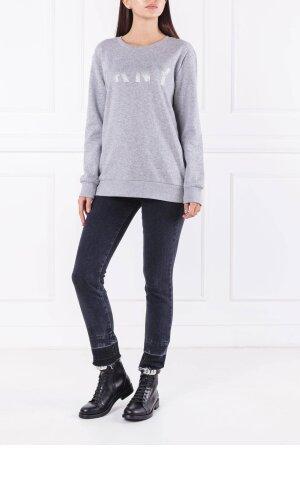 DKNY Bluza CREW NECK SWEATS | Regular Fit