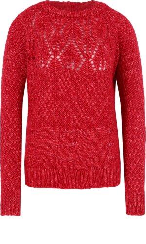 Guess Jeans Sweter GAENOIR | Regular Fit | z dodatkiem wełny