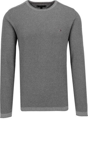 Tommy Hilfiger Sweater TEXTURED DENIM LOOK | Regular Fit