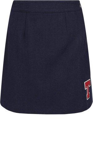 Tommy Jeans Spódnica TJW WOOL BLEND