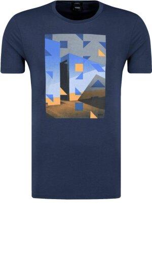 Boss T-shirt Tessler | Regular Fit | pima
