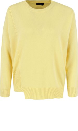 MAX&Co. Wool sweater CONTORNO | Loose fit | with addition of cashmere