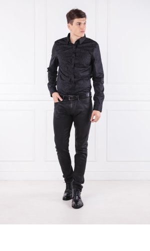 Armani Exchange Koszula | Slim Fit