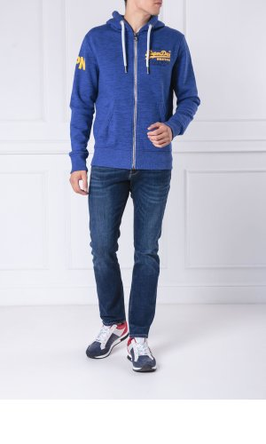 Superdry Bluza Vintage Authentic Duo Ziphood | Regular Fit