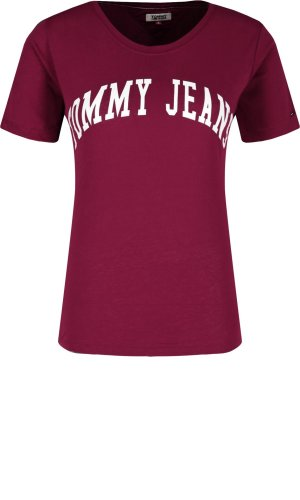 Tommy Jeans T-shirt CLEAN LOGO TEE | Regular Fit