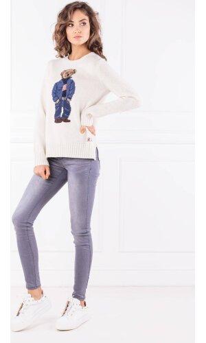 Polo Ralph Lauren Wełniany sweter | Regular Fit