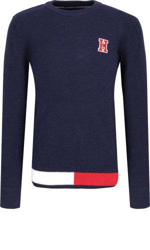 Tommy Hilfiger Sweater ESSENTIAL FLAG RIB | Regular Fit