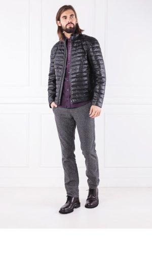 Joop! COLLECTION Leather jacket TAPILLO | Regular Fit