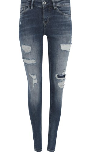 Pepe Jeans London Jeansy PIXIE | Skinny fit | mid waist