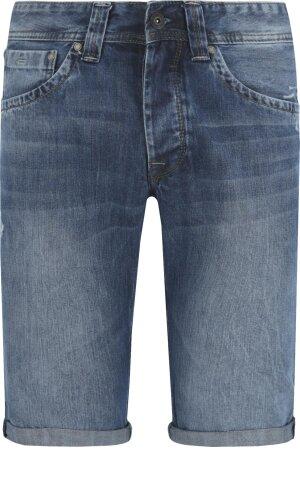 Pepe Jeans London Szorty Cash | Regular Fit | denim