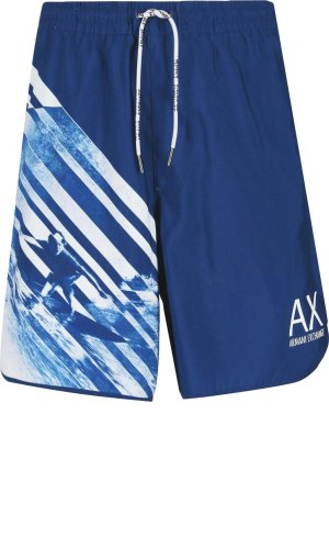 Armani Exchange Swimming shorts   Loose fit