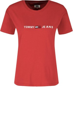 Tommy Jeans T-shirt Boxy clean logo