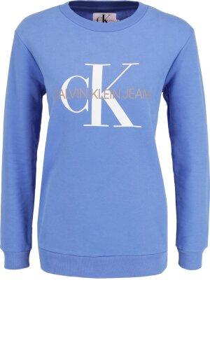 Calvin Klein Jeans Sweatshirt MONOGRAM LOGO | Oversize fit