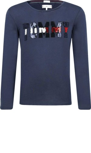 Tommy Hilfiger Bluzka ESSENTIAL TOMMY SEQU | Regular Fit
