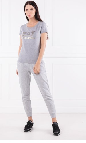 Armani Exchange Spodnie dresowe | Regular Fit