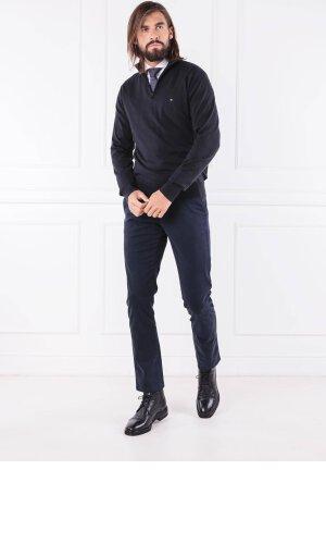 Tommy Hilfiger Sweter CLASSIC COTTON ZIP | Regular Fit