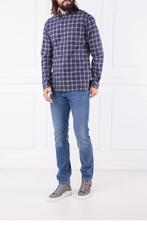 Tommy Jeans Shirt HEATHER CHECK | Regular Fit