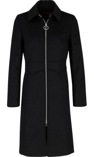 Hugo Wool coat Misara   with addition of cashmere