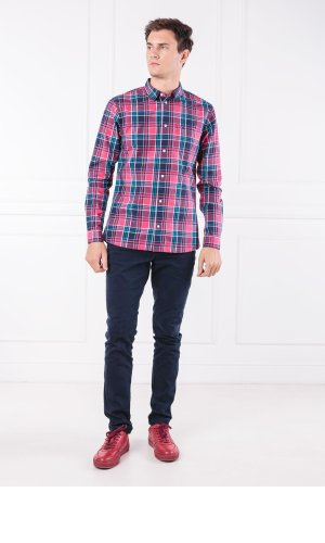 Tommy Jeans Koszula TJM BOLD CHECK | Regular Fit
