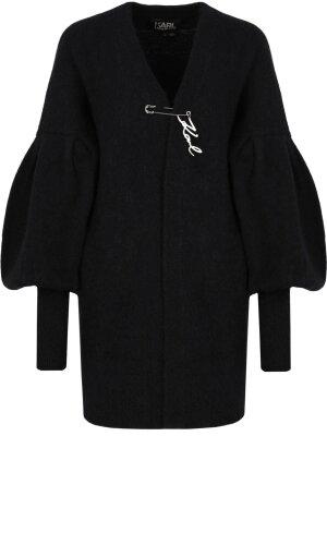 Karl Lagerfeld Wool cardigan   Loose fit