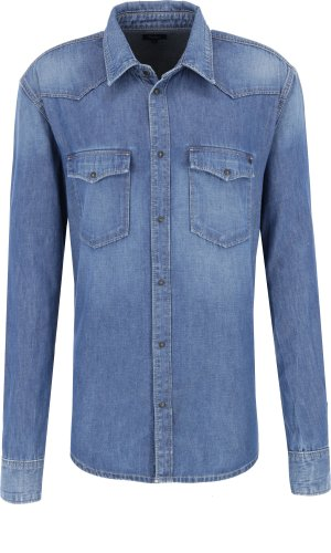 Pepe Jeans London Shirt CARSON | Regular Fit | denim