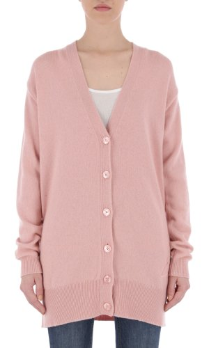 Emporio Armani Cardigan | Regular Fit | with addition of cashmere