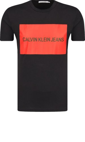 Calvin Klein Jeans T-shirt INSTITUTIONAL BOX LO | Regular Fit