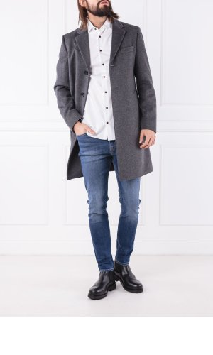 Boss Wool coat Nye2 | with addition of cashmere