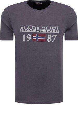 Napapijri T-shirt SOLIN | Regular Fit