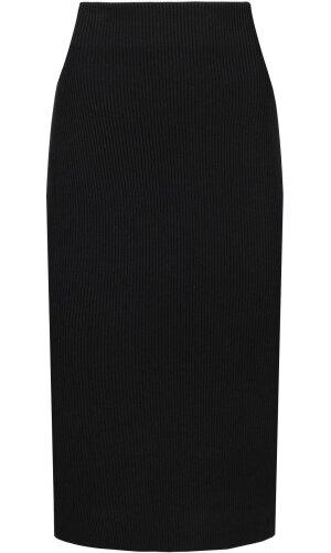 Calvin Klein Skirt RIB LONG PENCIL SKIR