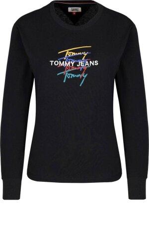 Tommy Jeans Bluzka TJW MULTI LOGO | Regular Fit