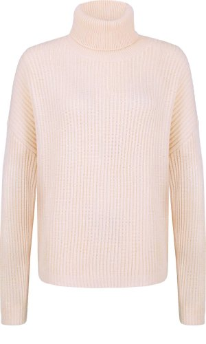Elisabetta Franchi Turtleneck   Loose fit   with addition of wool
