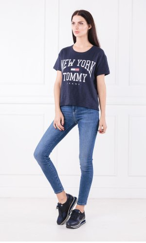 Tommy Jeans T-shirt TJW BOXY NEW YORK TE | Relaxed fit