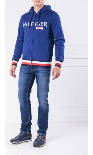 Tommy Hilfiger Bluza LOGO BADGE | Regular Fit