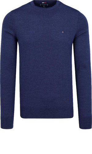 Tommy Hilfiger Tailored Wełniany sweter   Regular Fit