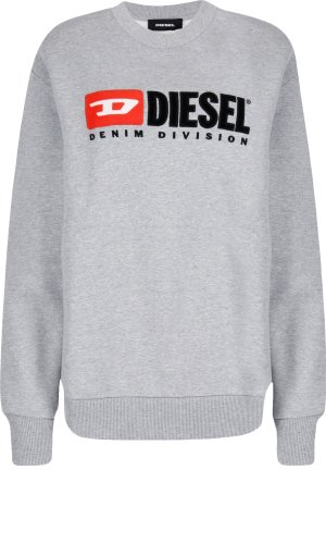 Diesel Bluza F-CREW-DIVISION-FL | Relaxed fit