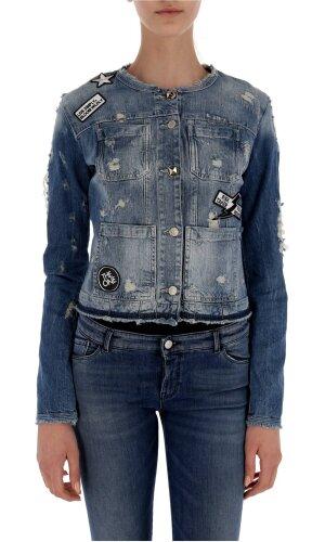 Guess Jeans Kurtka jeansowa LAILA   Slim Fit