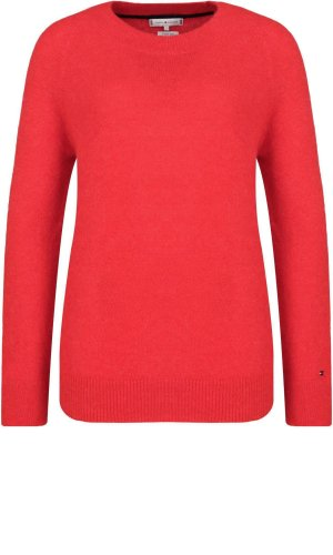 Tommy Hilfiger Sweater VALLIS | Loose fit | with addition of wool