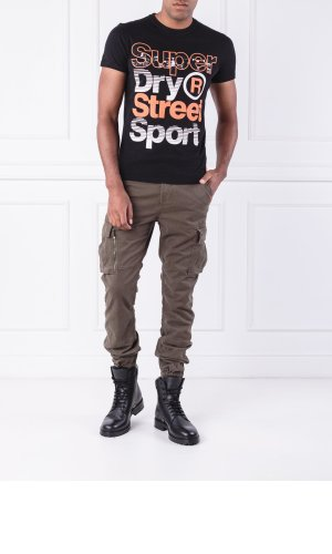 Superdry T-shirt STREET SPORTS | Slim Fit