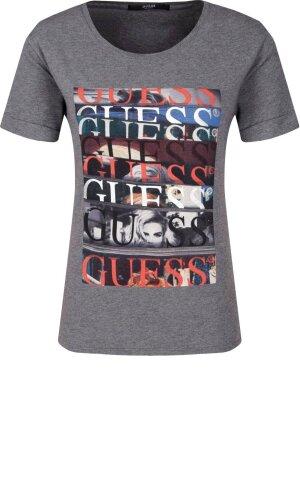 Guess Jeans T-shirt SS CN TITLES TEE | Regular Fit
