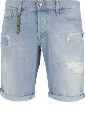 Guess Jeans Szorty SONNY   Regular Fit   denim