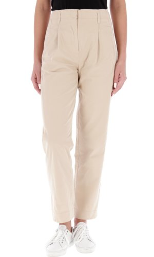 Tommy Hilfiger Trousers MOA PLEATED | Regular Fit | mid waist