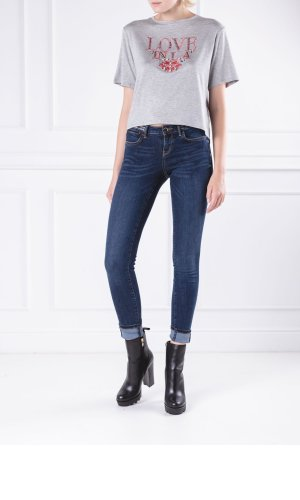 Guess Jeans Bluzka | Relaxed fit