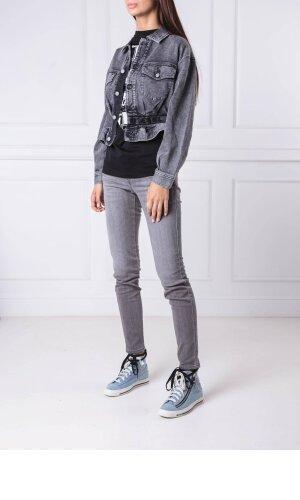 Diesel Kurtka jeansowa KARLY | Regular Fit | denim