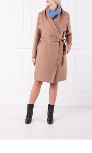 Boss Wełniany płaszcz Catifa1