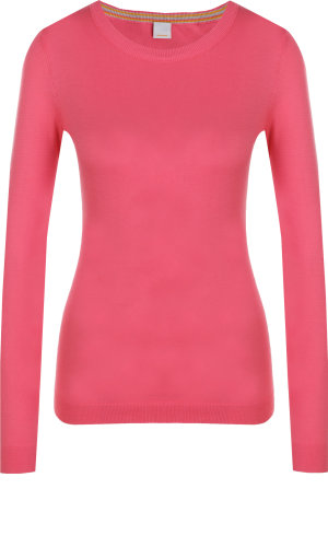 Boss Orange Icubas sweater with silk blend